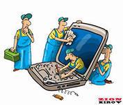 Чистка ноутбука и ремонт корпуса ноутбука